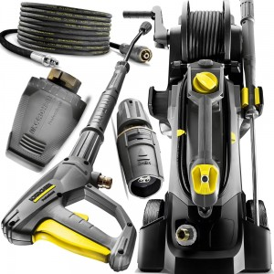 HD 5/15 CX Plus (200bar, 500l/h) EASY!Force Profesjonalna Myjka Karcher